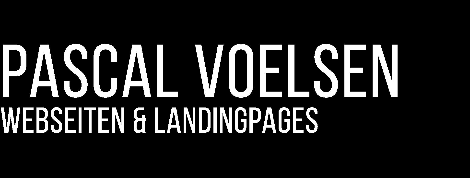 Webdesign I Pascal Voelsen